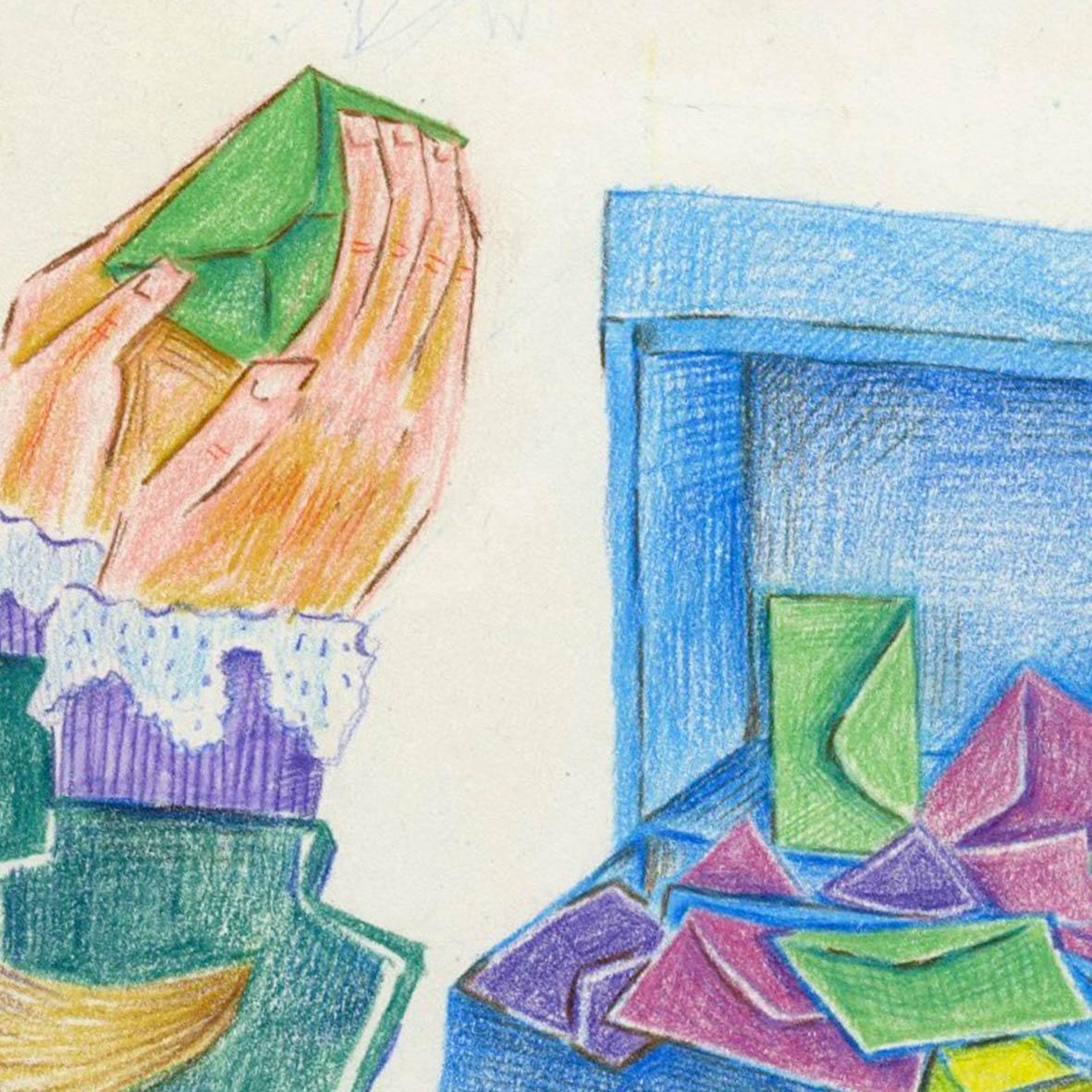 Gyeon, CD Guntee, just friend, illustration